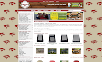 One of our featured stores - PicnicTableSupplier.com
