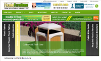 One of our featured stores - picnicfurniture.com